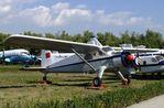 1602 - DeHavilland Canada DHC-2 Beaver Mk.I at the China Aviation Museum Datangshan - by Ingo Warnecke