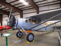 N1517 @ 40G - Planes of Fame Air Museum (Valle,-Williams, AZ Location)