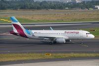 D-AEWC @ EDDL - Airbus A320-214(W) - EW EWG Eurowings - 7012 - D-AEWC - 27.07.2016 - DUS - by Ralf Winter