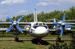 B-4060 - Antonov An-24RV COKE at the China Aviation Museum Datangshan - by Ingo Warnecke