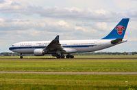 B-6135 @ EHAM - CZ A332 departing AMS - by FerryPNL