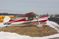N2954D @ KUNU - Cessna 170B
