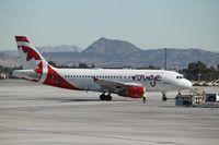 C-FZUG @ KLAS - Airbus A319 - by Mark Pasqualino