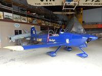 N881RV @ KSEE - San Diego Air & Space Museum (Gillespie Field Annex)