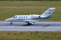 D-ITAN @ EDDF - Ce525 CJ1 - by FerryPNL