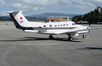 N416AT @ KMRY - Ace Tomato 1995 Beech 200 at Monterey Peninsula Airport, CA