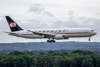 C-GVIJ @ EDDK - C-GVIJ - Boeing 767-328(ER)(BDSF) - Cargojet Airways - by Michael Schlesinger