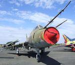 613 - Sukhoi Su-22M-4 FITTER-K at the Luftwaffenmuseum, Berlin-Gatow - by Ingo Warnecke