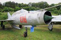 2718 - MiG-21 U Mongol B, Savigny-Les Beaune Museum - by Yves-Q