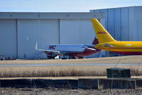 N379CX @ ILN - Northern Air Cargo Boeing 767-323 prior to delivery - by Christian Maurer