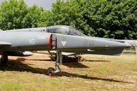 16 - Dassault Etendard IV.M, Savigny-Les Beaune Museum - by Yves-Q