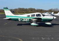 G-JANT @ EGTB - Piper PA-28-181 Cherokee Archer II at Wycombe Air Park. Ex N4297J