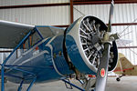 N981W @ OSA - At the Mid America Flight Museum - Mount Pleasant, TX