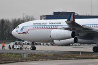 F-RAJA @ LFBD - COTAM departure CDG T1 - by JC Ravon - FRENCHSKY