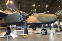 64-17676 @ KFFO - On display at the National Museum of the U.S. Air Force.  These aircraft were highly modified versions of the World War II A-26 Invader, used for ground-attack missions along the Ho Chi Minh Trail.