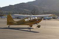 N11659 @ SZP - 1972 Bellanca 7KCAB CITABRIA, Lycoming AEIO-320-E2B 150 Hp - by Doug Robertson