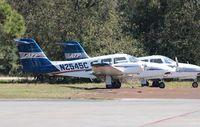 N2545C @ KDWH - Piper PA-44-180