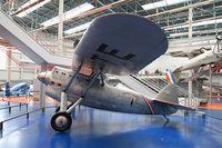 F-AJTE @ LFPB - Dewoitine D.530, Air & Space Museum Paris-Le Bourget Airport (LFPB-LBG) - by Yves-Q