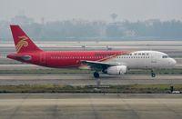 B-6691 @ ZGGG - Shenzen A320 departing a grey CAN. - by FerryPNL