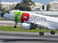 CS-TNX @ LPPT - TAP Portugal take off runway 03 - by JC Ravon - FRENCHSKY