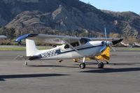 N1630C @ SZP - 1953 Cessna 180, Continental O-470 230 Hp - by Doug Robertson