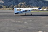 N1630C @ SZP - 1953 Cessna 180, Continental O-470 230 Hp, taxi - by Doug Robertson