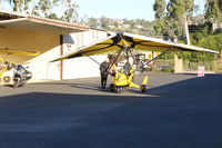 N899HT @ SZP - 2016 Evolution Aircraft Inc. REVO weight-shift control LSA, Rotax 912ULS pusher, tandem seats for two - by Doug Robertson