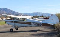 N2525C @ SZP - 1954 Cessna 170B, Continental C145 145 Hp - by Doug Robertson