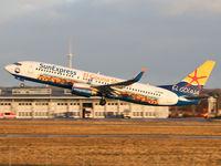 D-ASXP @ EDDS - D-ASXP at Stuttgart Airport. - by Heinispotter