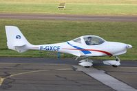 F-GXCF @ LFPN - Taxiing - by Romain Roux