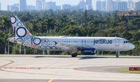 N569JB @ FLL - Jet Blue