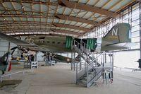 42-92449 @ LFPB - Douglas C-47A-10-DK skytrain, Air & Space Museum Paris-Le Bourget (LFPB) - by Yves-Q