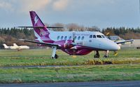 2-LCXO @ EGHH - Just repainted for Firnas Airways