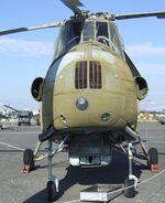 569 - Mil Mi-4A HOUND at the Luftwaffenmuseum, Berlin-Gatow - by Ingo Warnecke