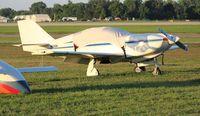 N573CB @ OSH - Glasair SH-2