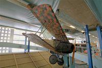 6796 @ LFPB - Pfalz DXII, Air & Space Museum Paris-Le Bourget Airport (LFPB-LBG) - by Yves-Q