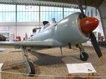 225 - Yakovlev Yak-11 MOOSE at the Luftwaffenmuseum, Berlin-Gatow - by Ingo Warnecke