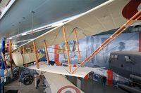 C1720 @ LFPB - Caudron G.4, Air & Space Museum Paris-Le Bourget Airport (LFPB-LBG) - by Yves-Q