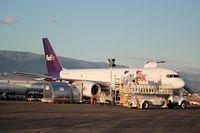 N782FD @ KONT - Boeing 757-200 - by Mark Pasqualino