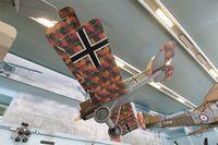 2690/18 @ LFPB - Pfalz DXII, Air & Space Museum Paris-Le Bourget Airport (LFPB-LBG) - by Yves-Q