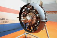 F-HMFU @ LFPB - Salmson Z9, 9-cylinder radial engine. Two of these engines propelled the Farman F.60 Goliath, Air & Space Museum Paris-Le Bourget (LFPB) - by Yves-Q
