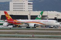 B-LGA @ KLAX - Airbus A350-941