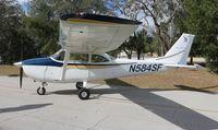 N584SF @ 7FL6 - Cessna 172I