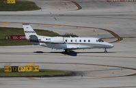 N590QS @ FLL - Net Jets