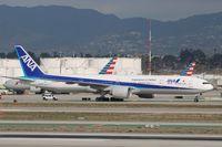 JA778A @ KLAX - Boeing 777-300ER