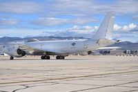 UNKNOWN @ KBOI - Navy E-6B aircraft RON on the south GA ramp. VQ-4 from Tinker AFB, OK.