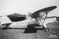 ZK-AVY @ NZRO - James Aviation Ltd., Hamilton 1952