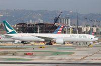 B-KPM @ KLAX - Boeing 777-300ER