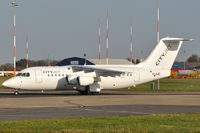 EI-RJD @ EGSH - Leaving Norwich for Dublin. - by keithnewsome