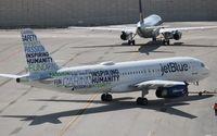 N598JB @ FLL - Jet Blue
